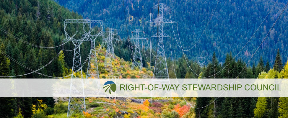 Right-of-Way Stewardship Council