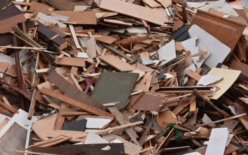MSW and C&D Wood Waste Generation and Recovery in the U.S.