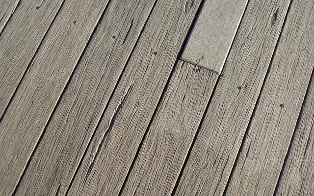Wood-Plastic Composite Lumber vs. Wood Decking