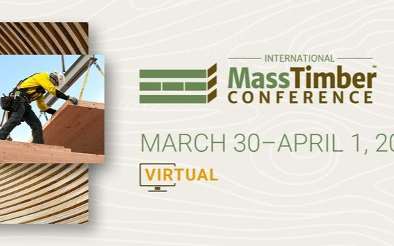 Join Dovetail Partners at the International Mass Timber Conference